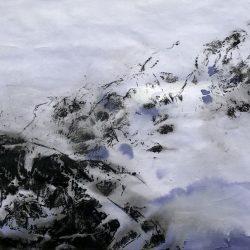 Aquarell auf Himalaya Papier
